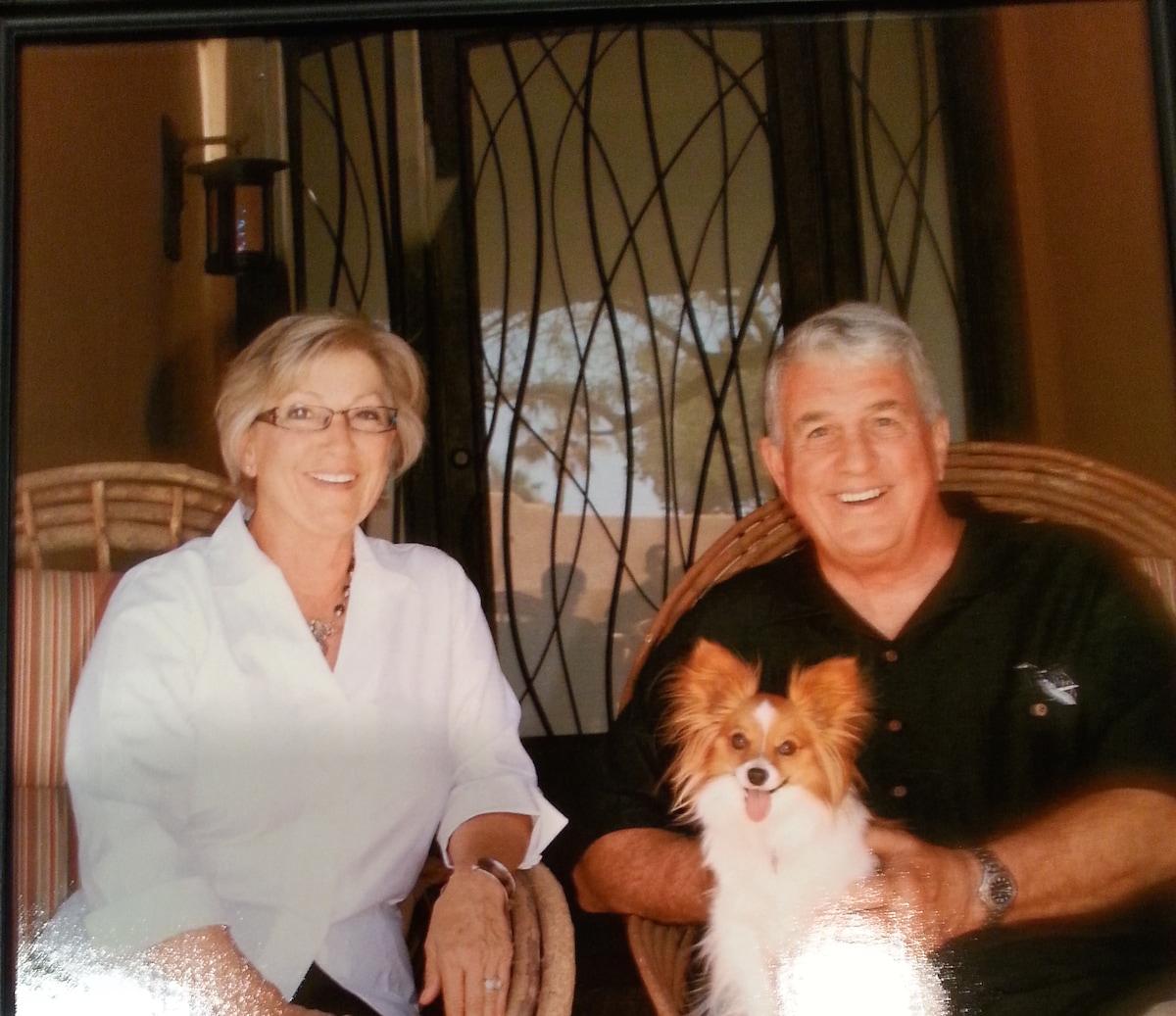 Trevor & Susan from Scottsdale