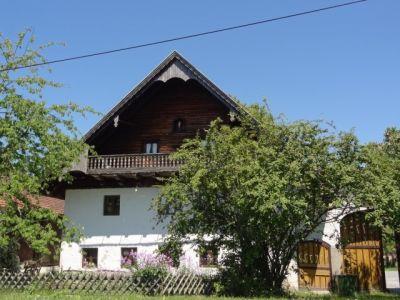 Einfachlebenhof from Kirchberg vorm Wald