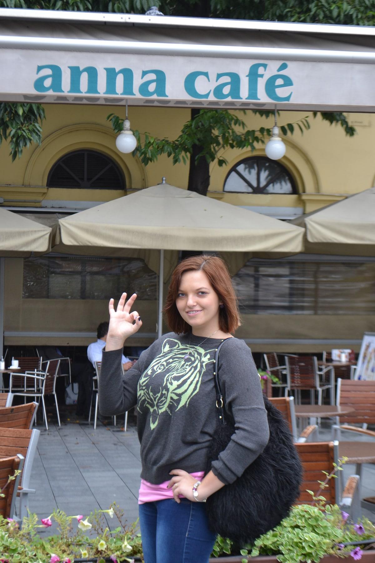 Anna From Prague, Czech Republic