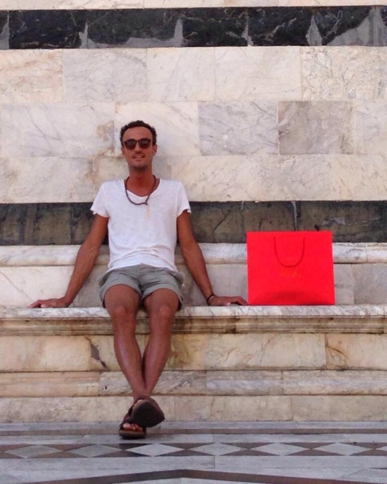 Filippo from บ้านพานถม