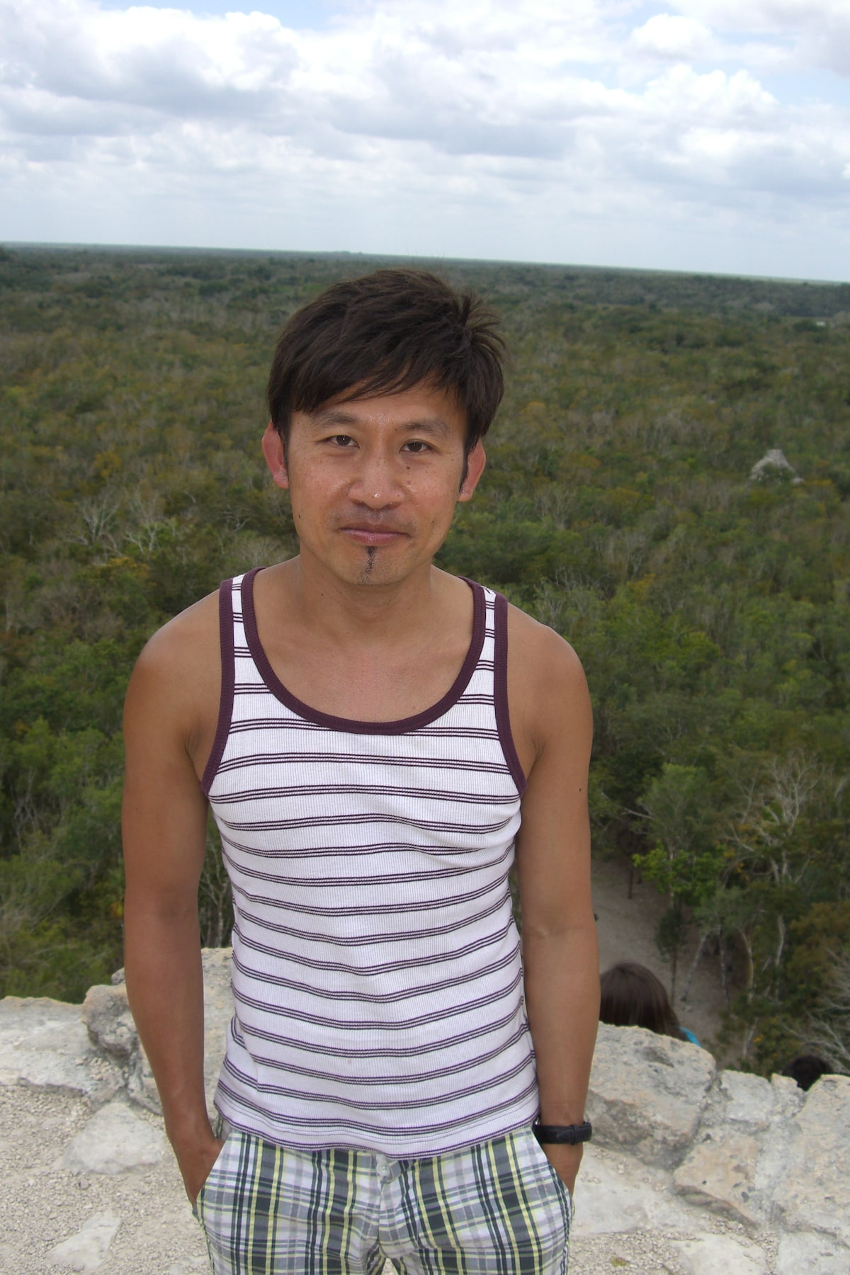 Hung Kwan Eric from London