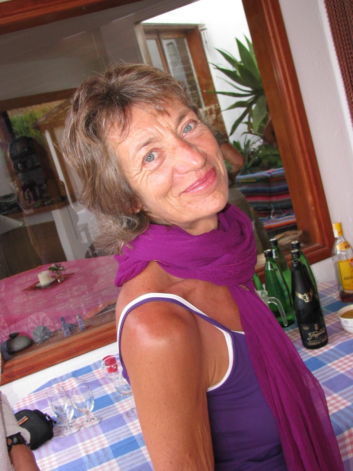 Zanna From Tinajo, Spain