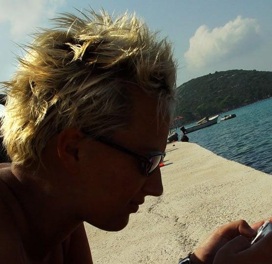 Thea From Sreser, Croatia