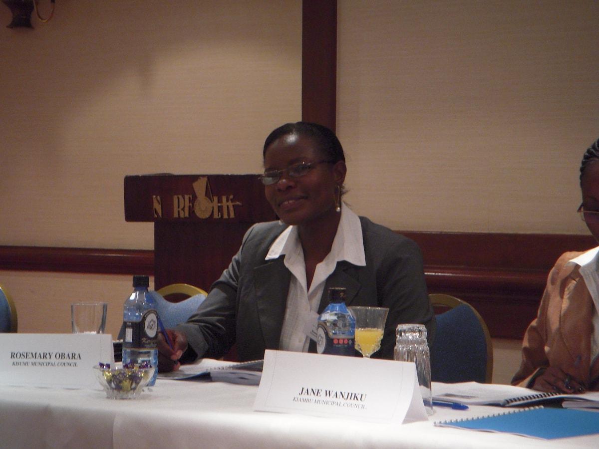 Rosemary from Nairobi