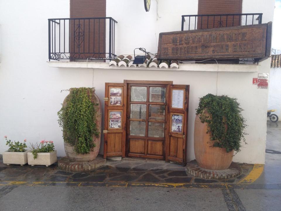 El Bodegon De From Canillas de Aceituno, Spain