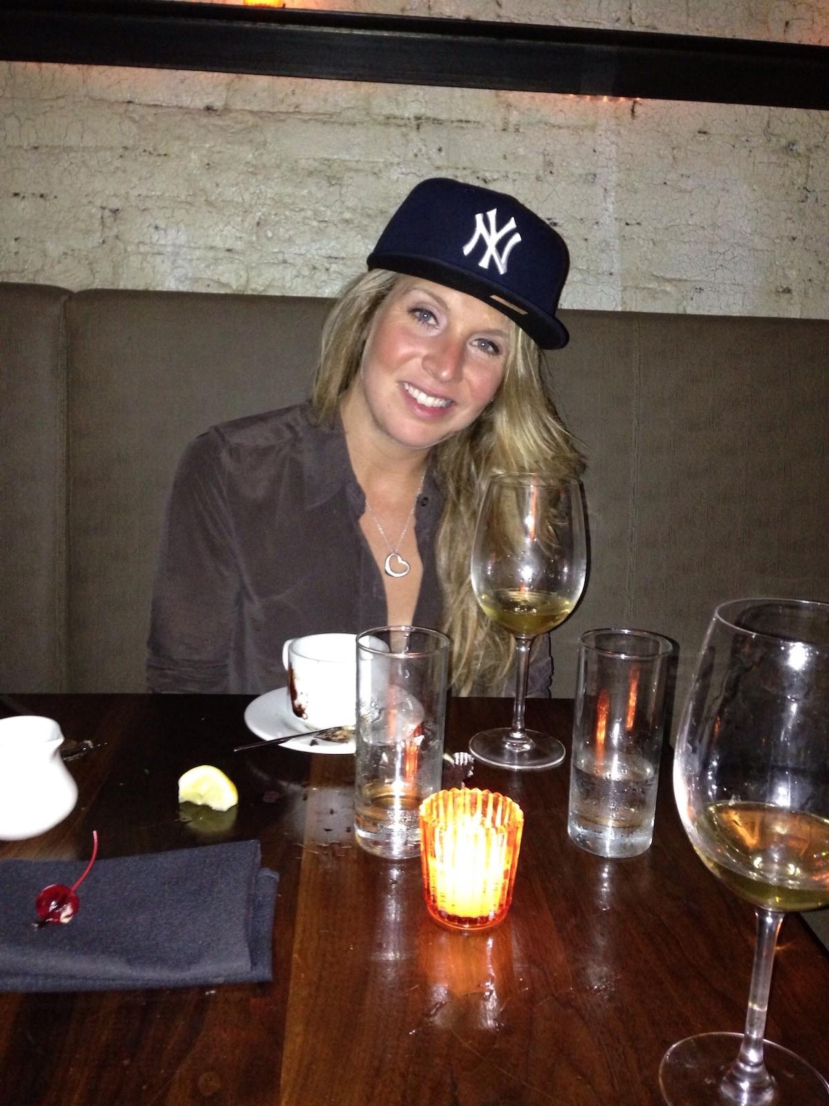 Johanna From Montreal, Canada