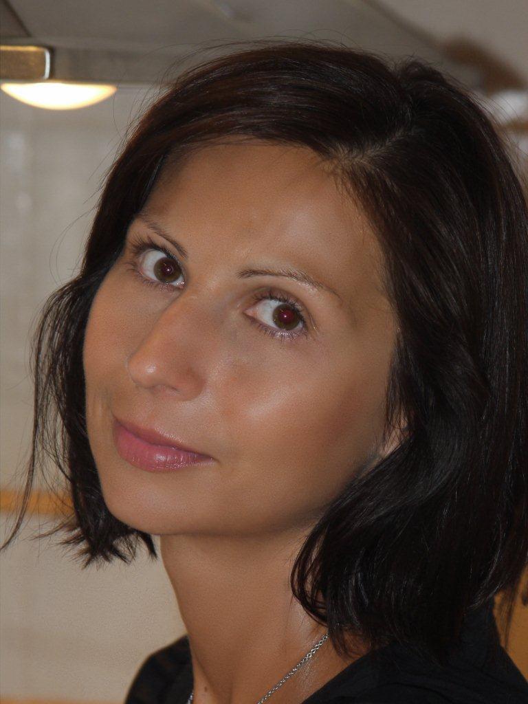 Anastassia from Ozzano Monferrato