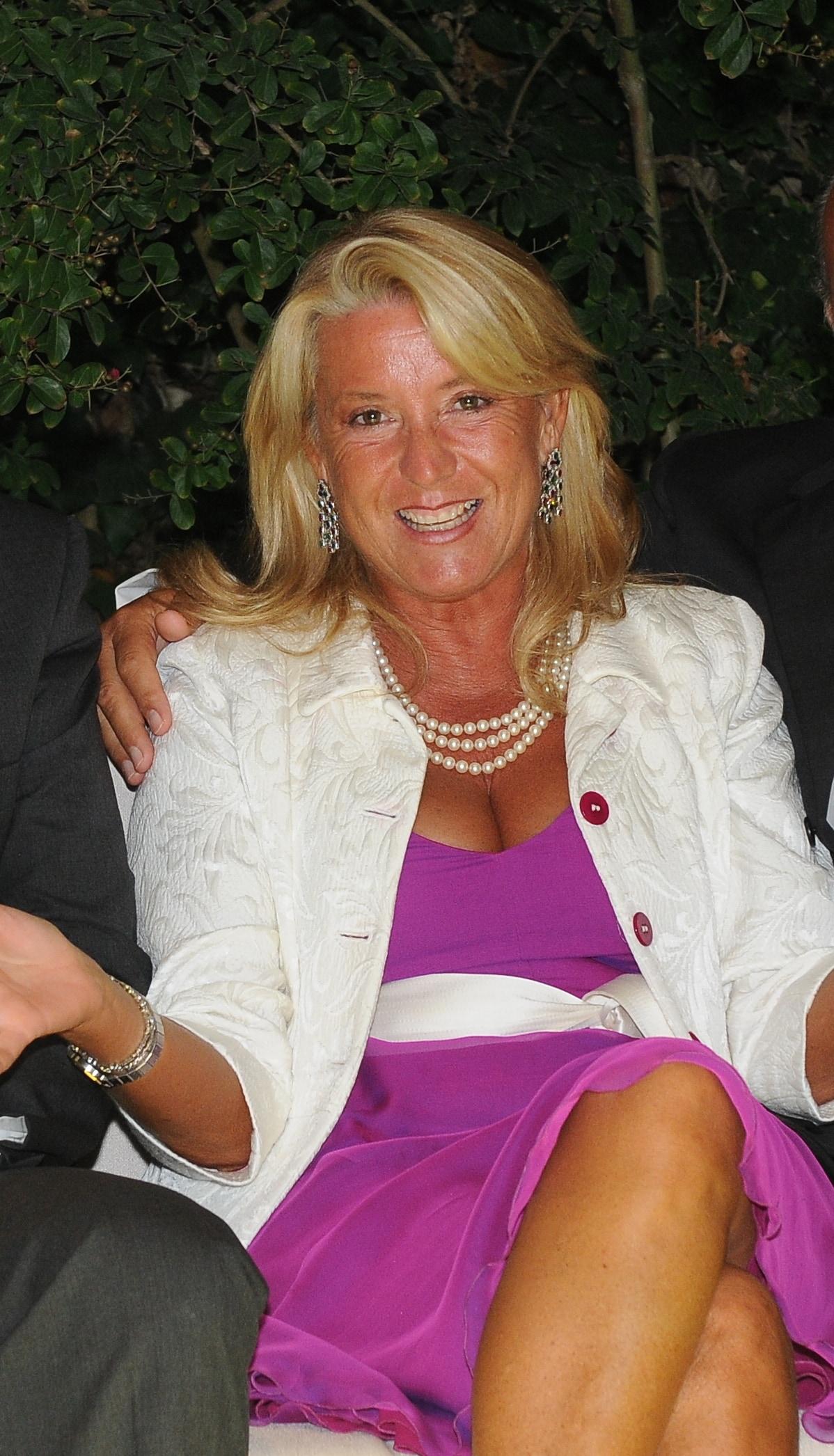 Susanna From Salve, Italy