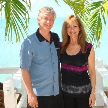 Bob & Leslie From Providenciales and West Caicos, Turks and Caicos Islands