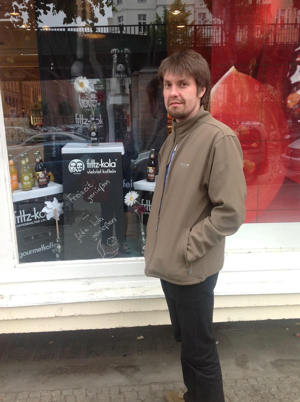 Piotr From Trowse Newton, United Kingdom