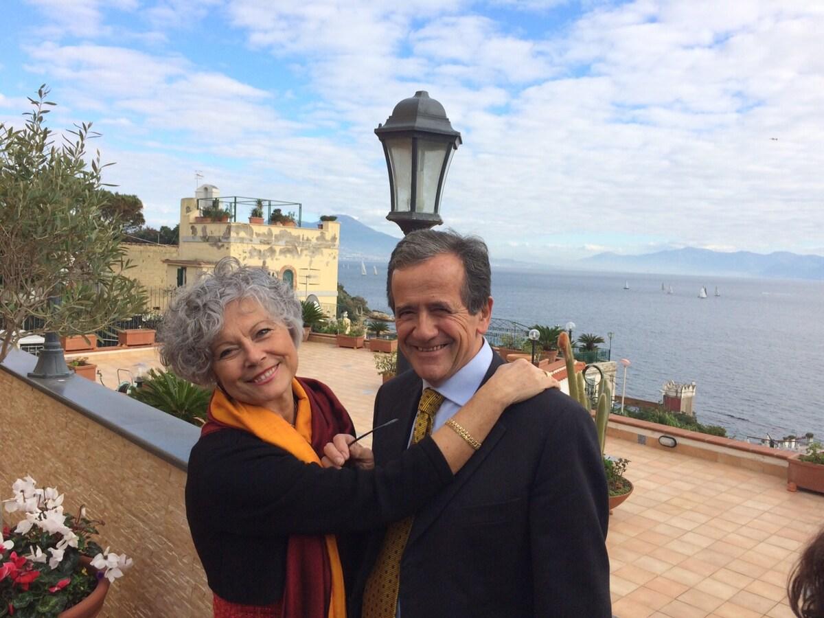 Alberto E Diana From Campello Alto, Italy