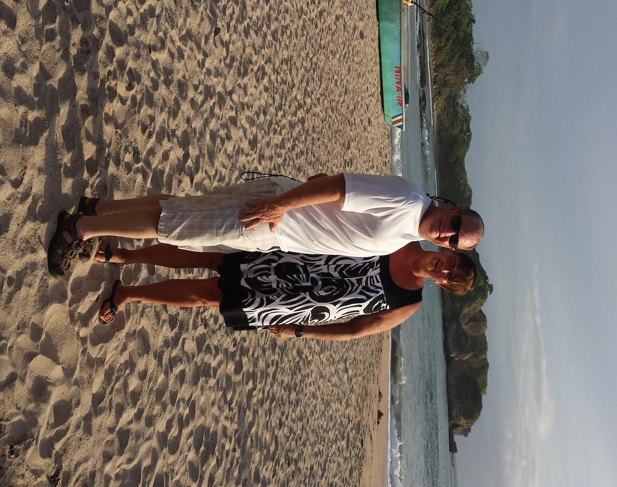 Bryan & Elisia from Esterillos Oeste