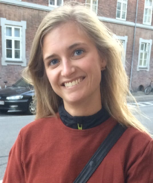 Maria From Copenhagen, Denmark