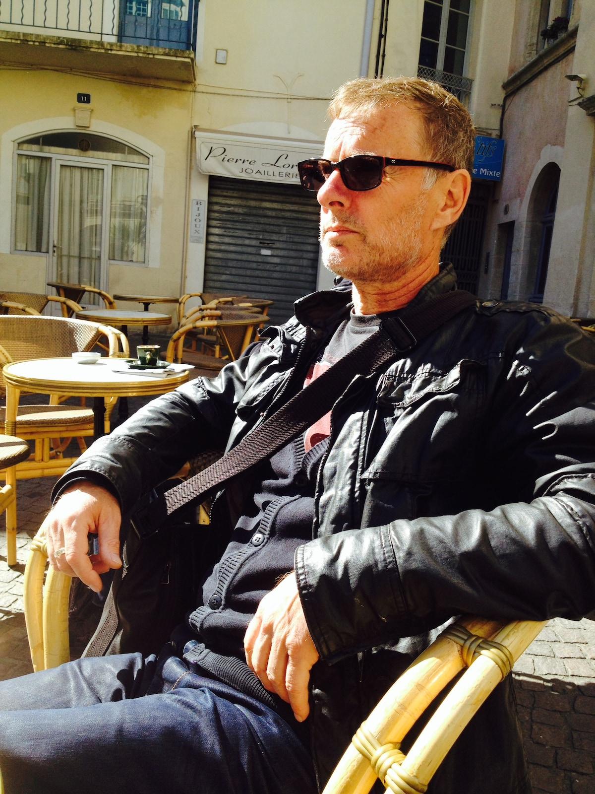 Alain from Saint-Quentin-la-Poterie