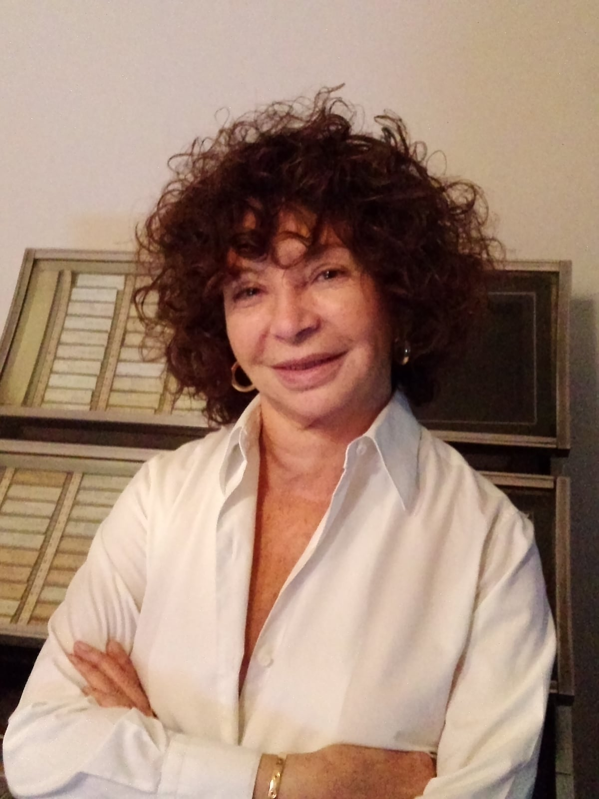 Maria Grazia From Bologna, Italy
