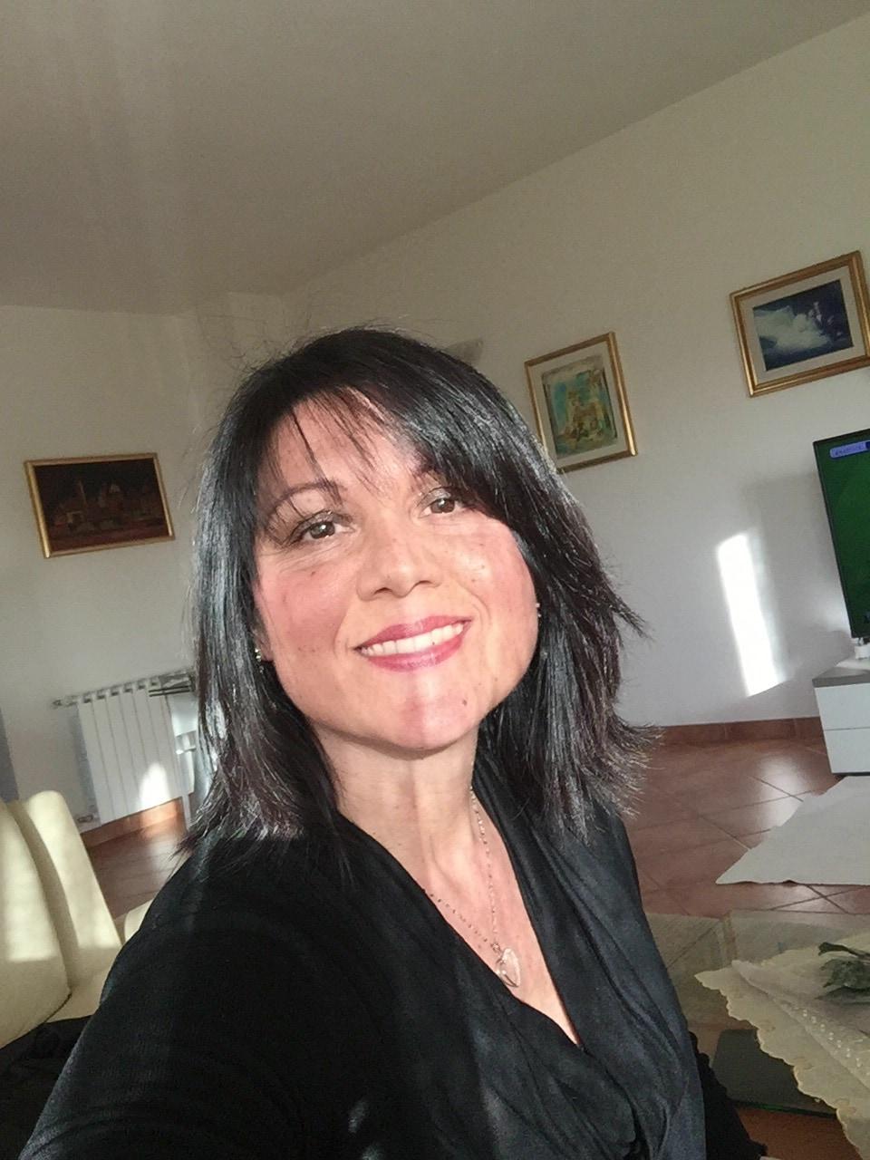 Giusi from Arzachena