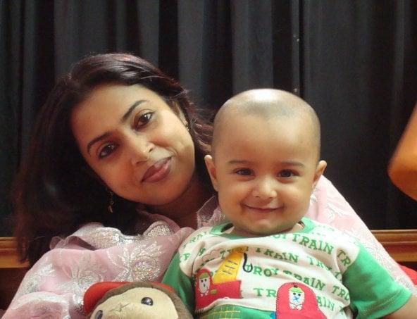 Mahinur from Dhaka