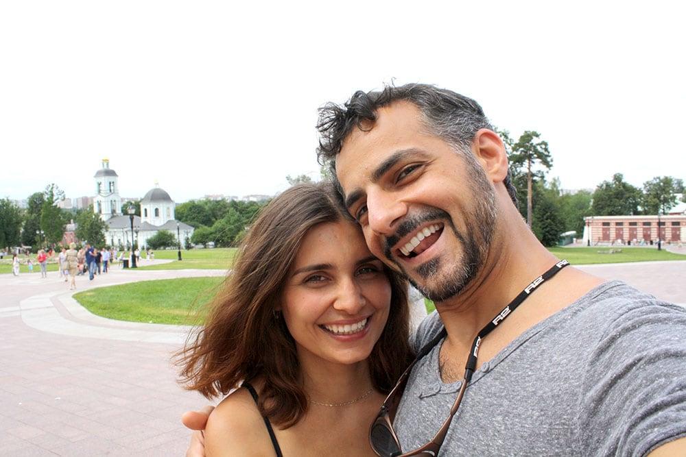 Stefano & Olga