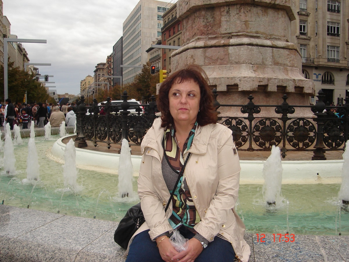 Pilar from Madrid