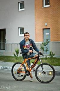 Ruslan From Kraków, Poland