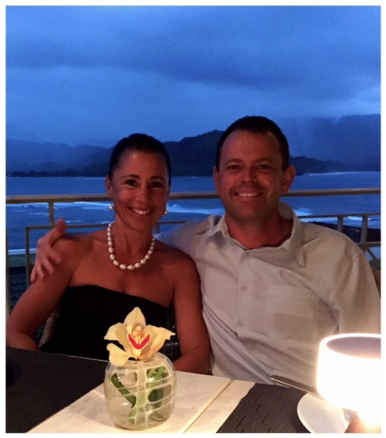 Jeff & Shana from Princeville