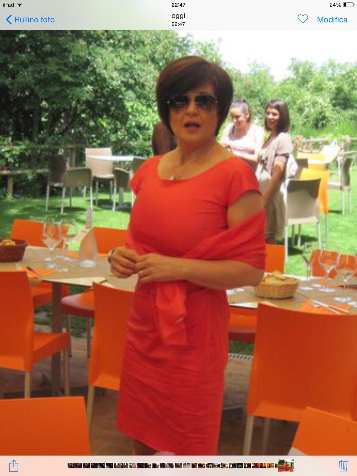 Antonella from Orvieto