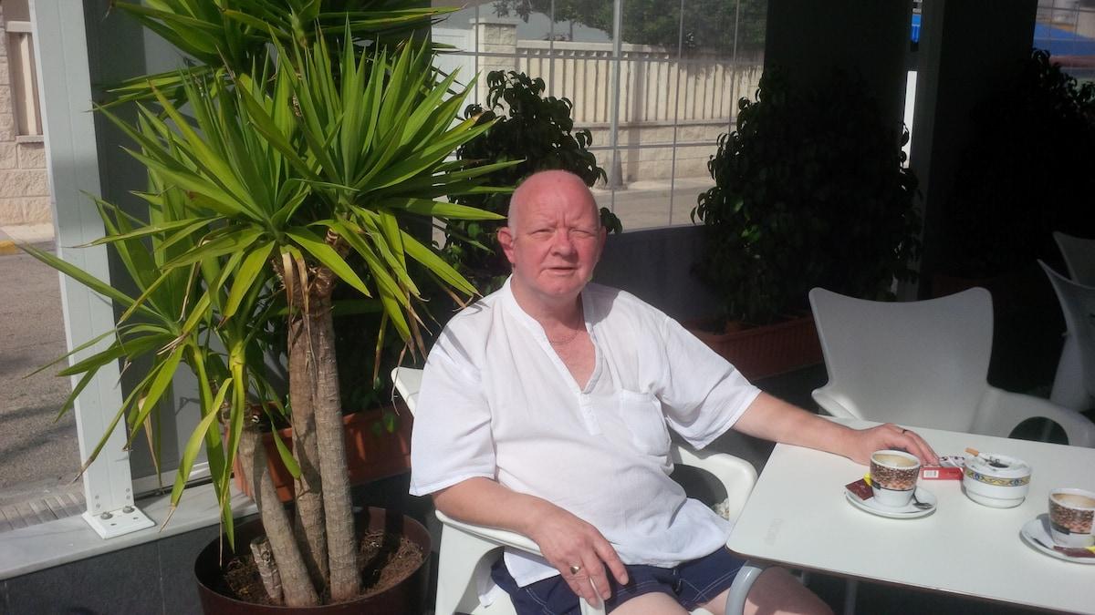 Roy from Aberdeen
