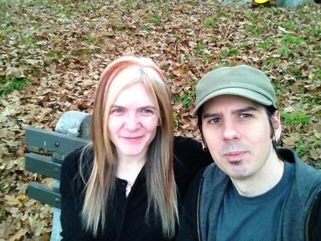 Jon & Larisa
