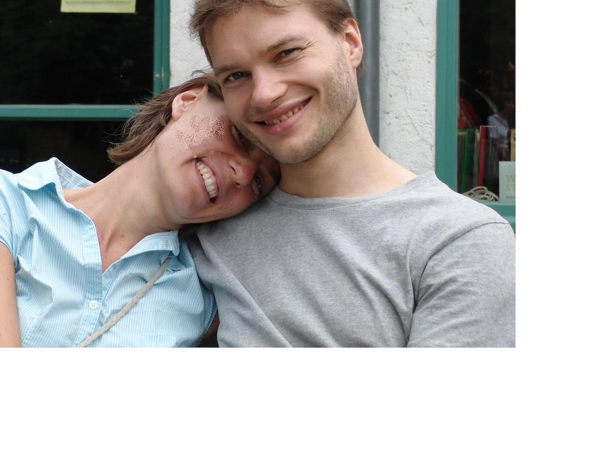 Julia & Tristan from Potsdam