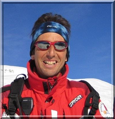 Jean-Christophe From Mâcot-la-Plagne, France