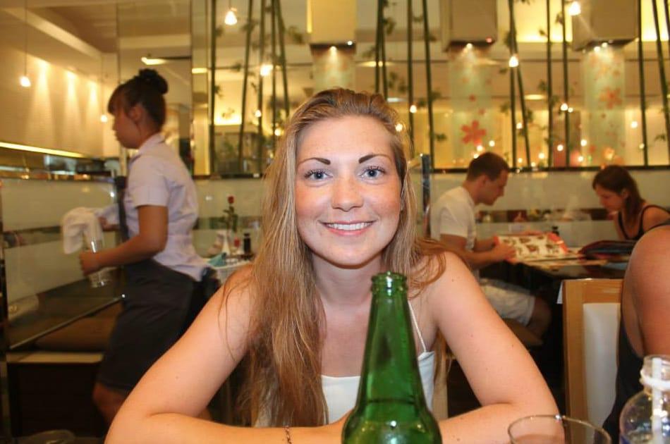 Sofie Pam from København