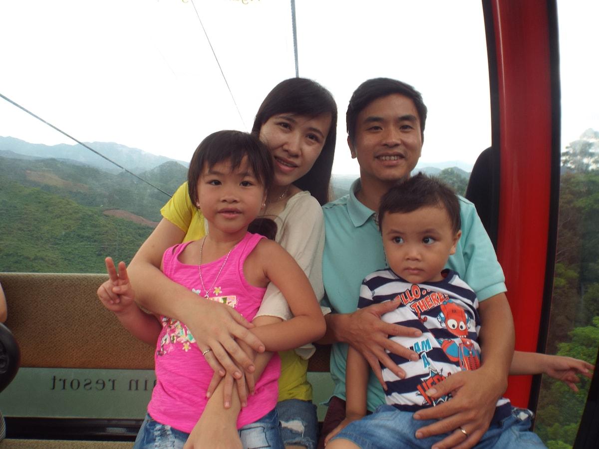 Huy from Hanoi