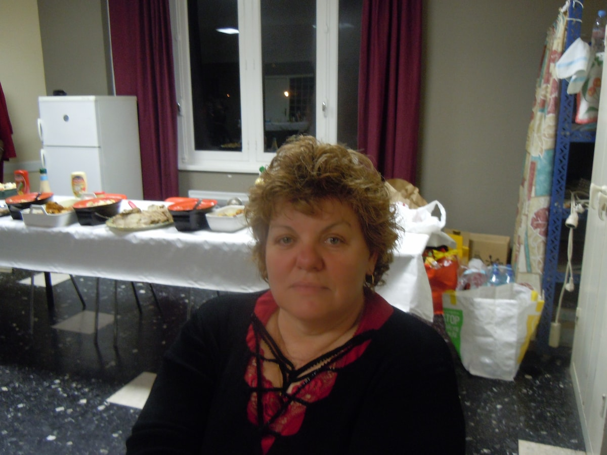 Martine from Saint-Cyprien