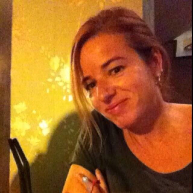 Amalia from Madrid