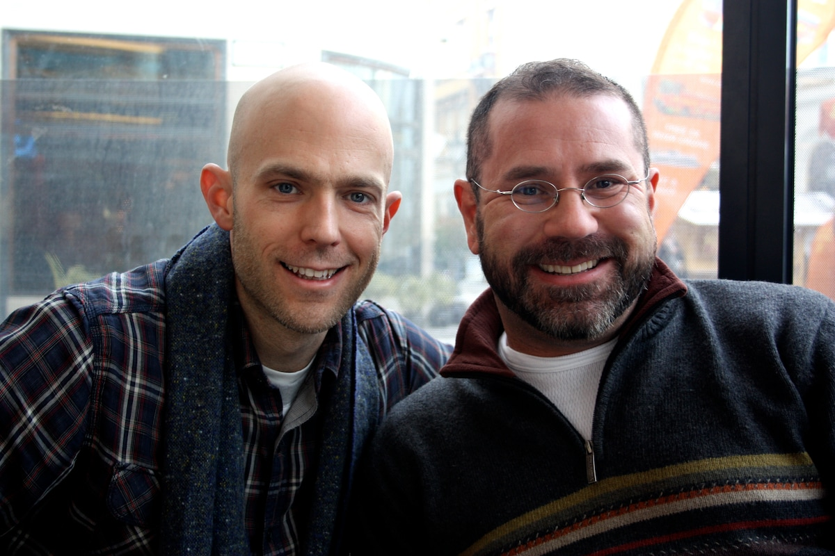 Christopher & Pieter From Washington, DC