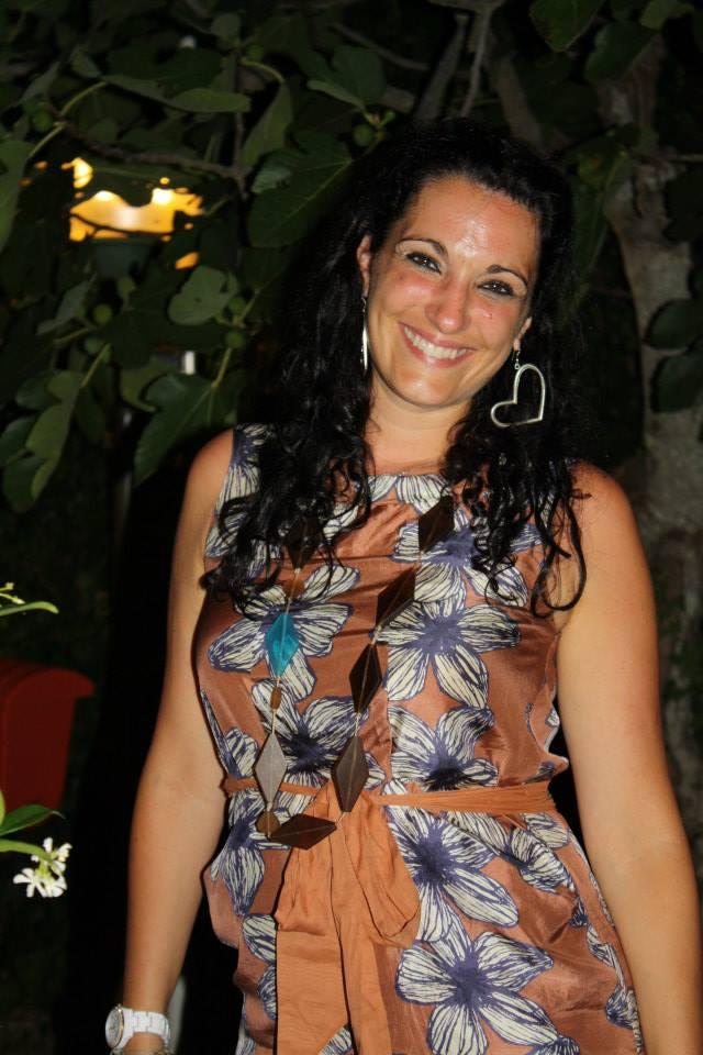 Michela from Rigomagno, Siena