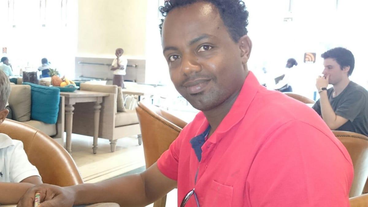 Alazar from Kampala