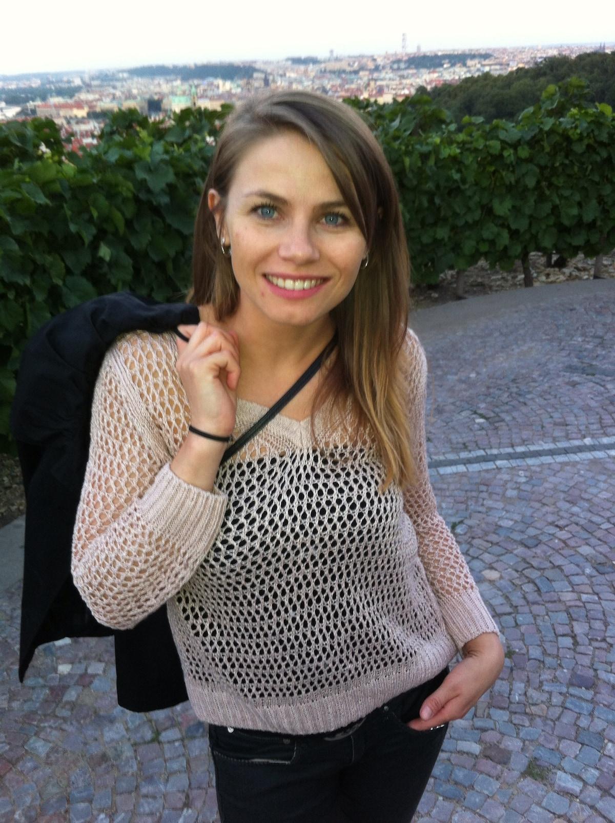 Zofie From Prague, Czech Republic