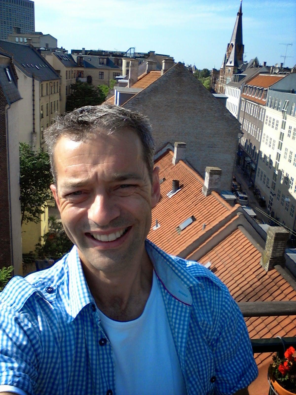 Steffen Hogg From Copenhagen, Denmark