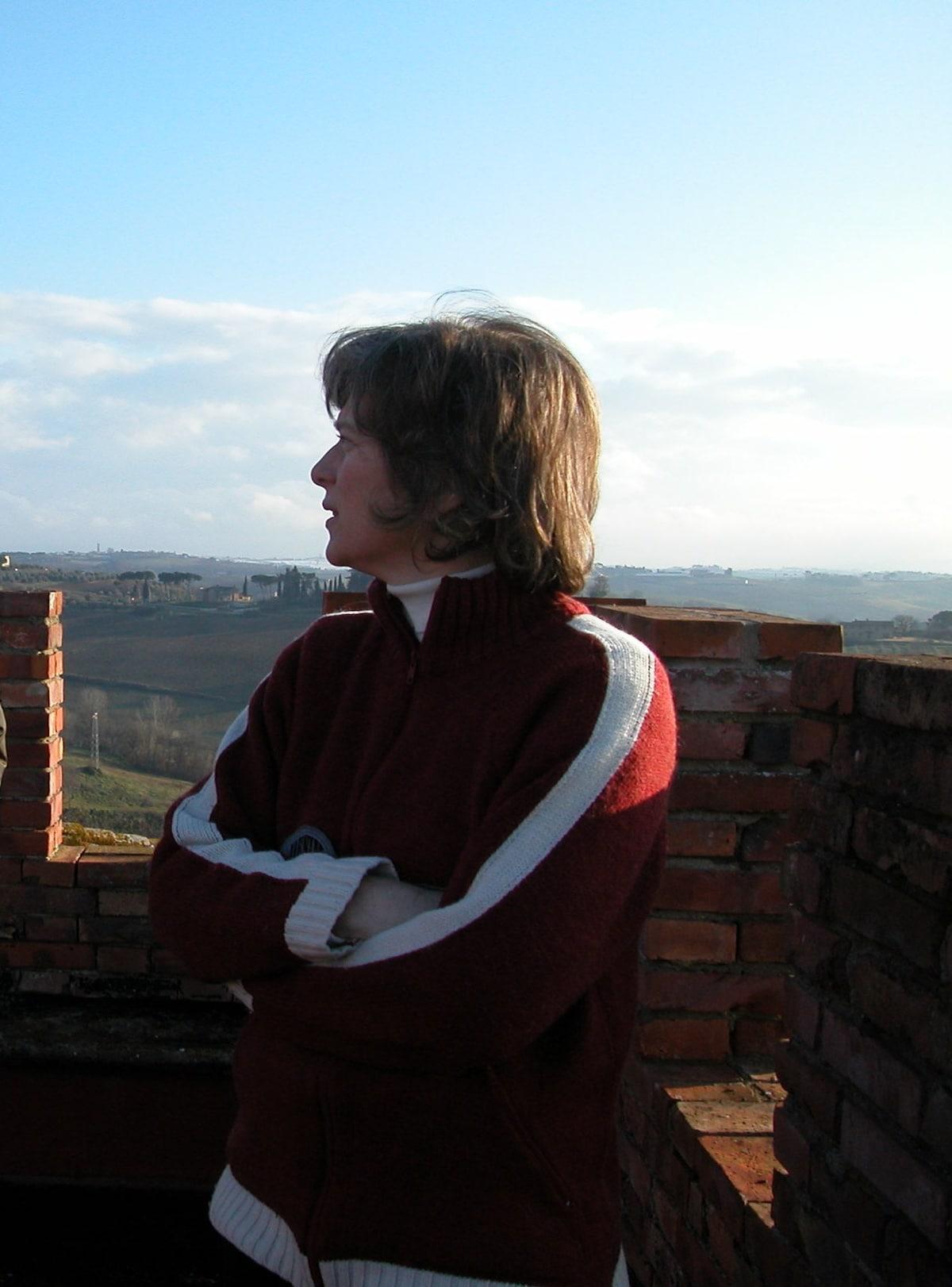 Antonella from Montepulciano