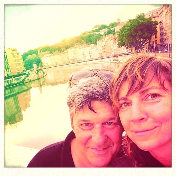 Mark & Yel From Ostend, Belgium