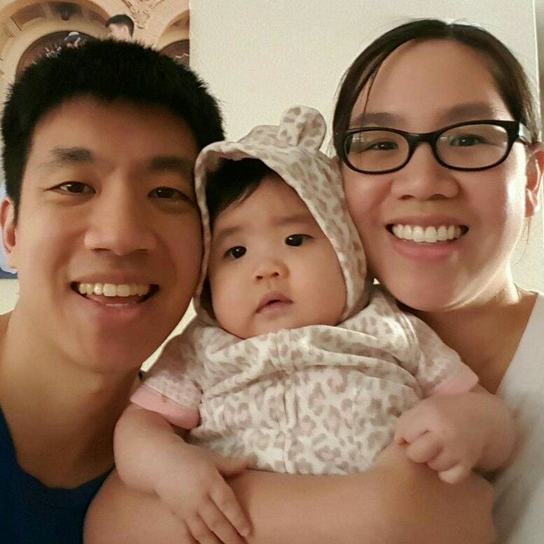 We are your fairly average Asian American family w