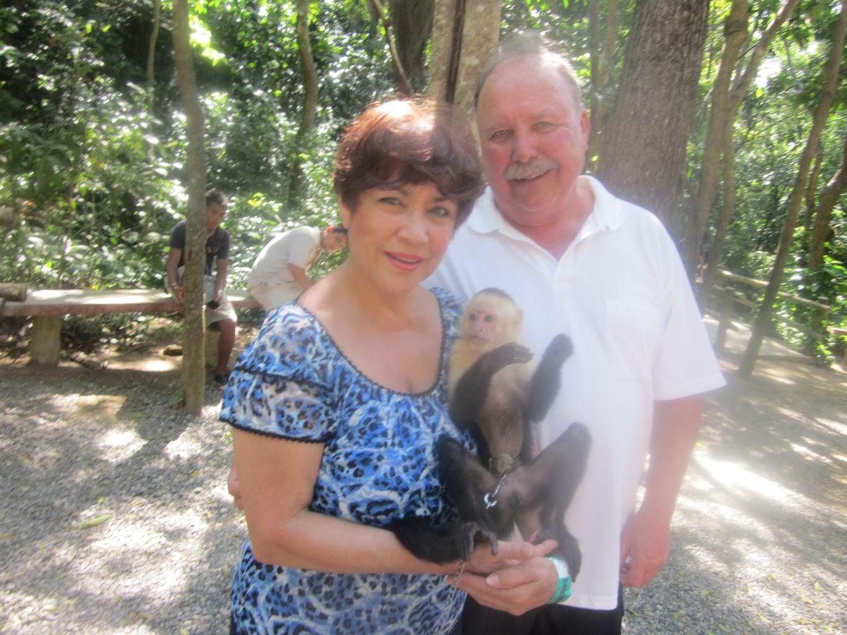 Michael & Yolanda