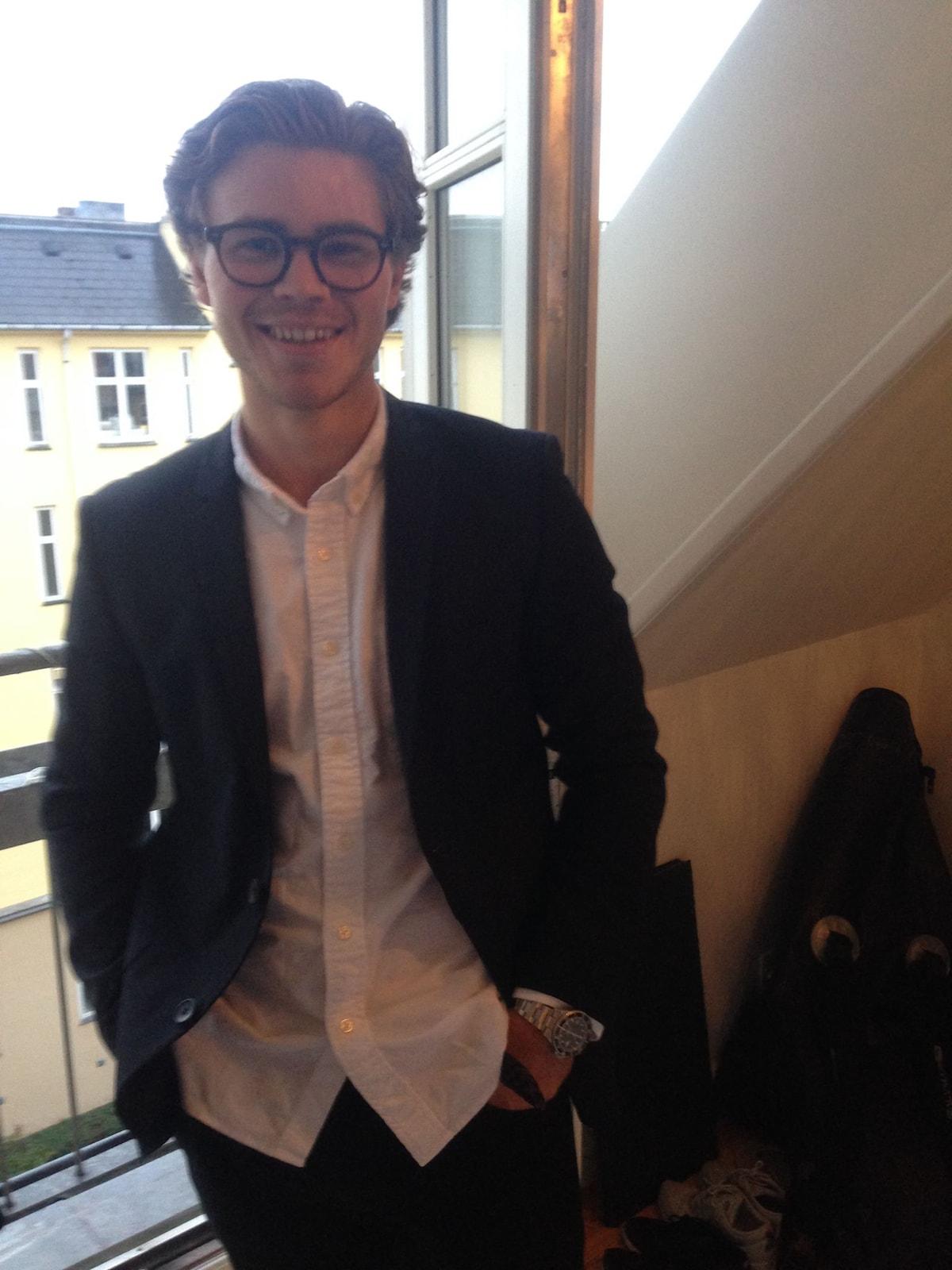 Victor From Copenhagen, Denmark