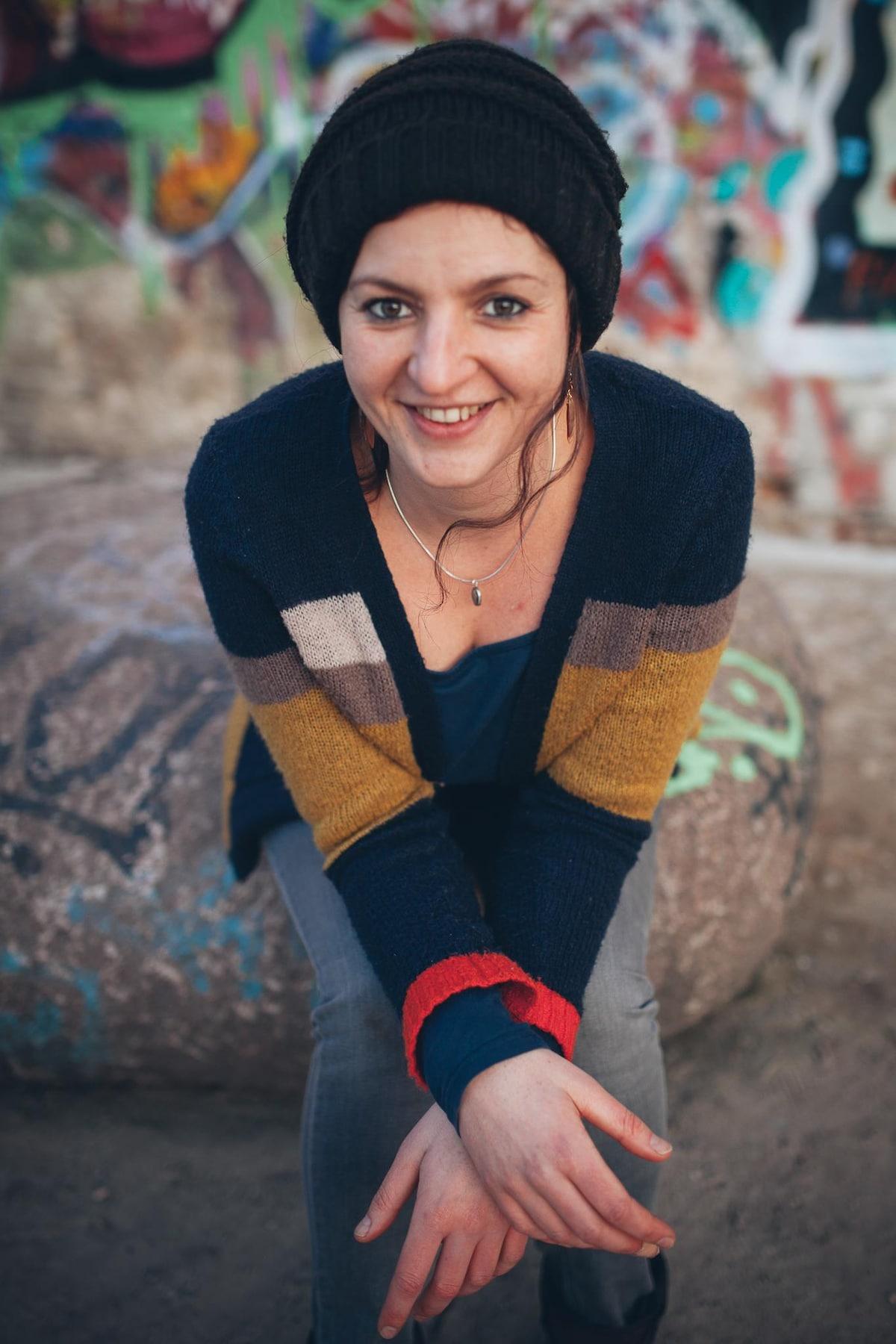 Rachel from Berlin