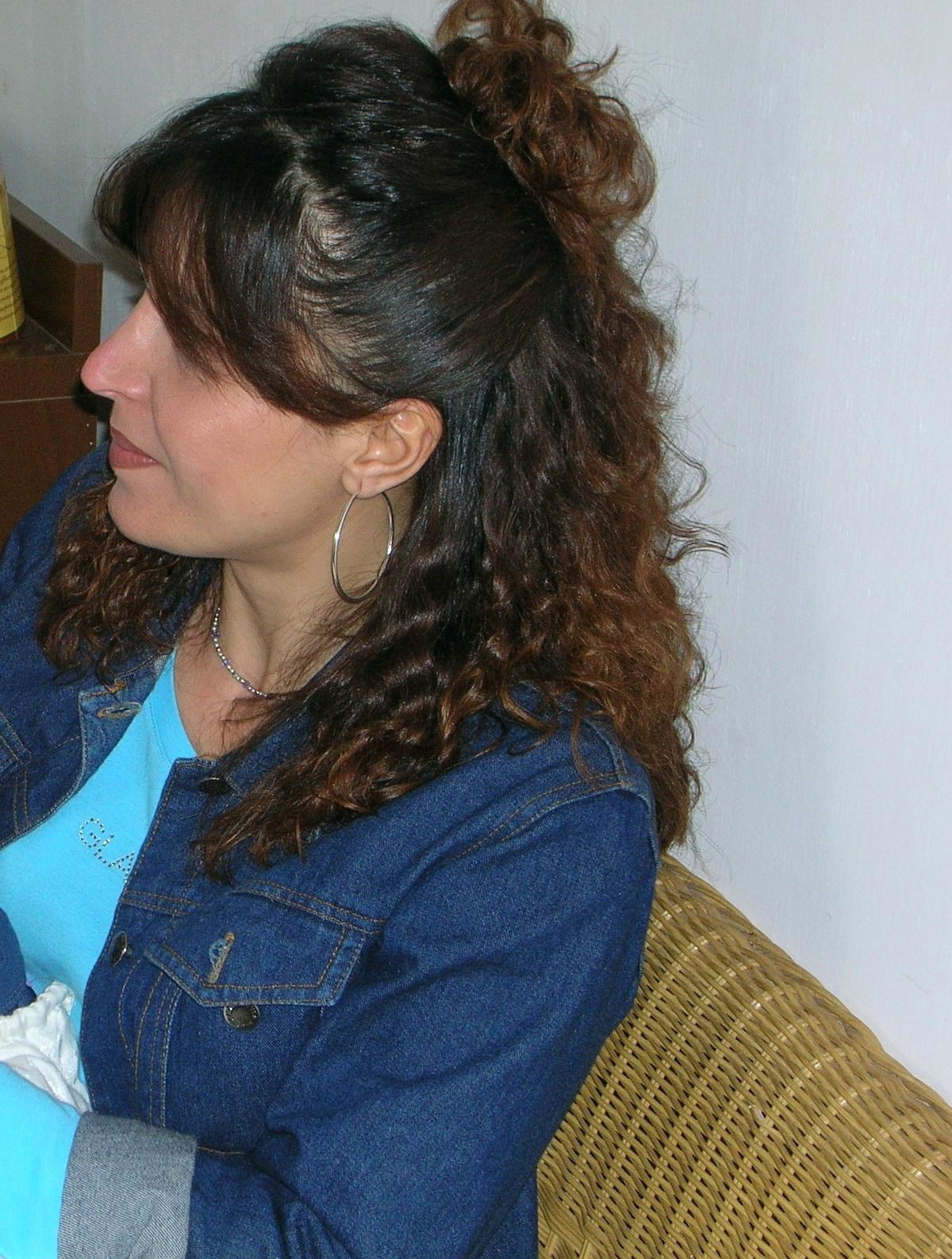 Rosalba From Salve, Italy