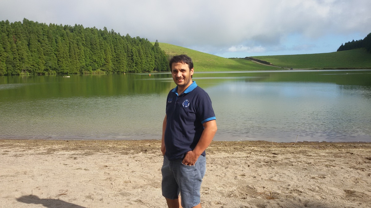 Dino from Ponta Delgada