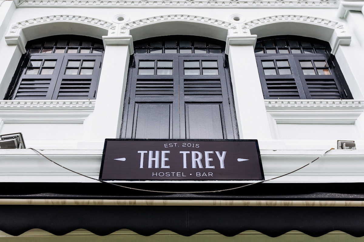 The Trey Hostel From Singapore