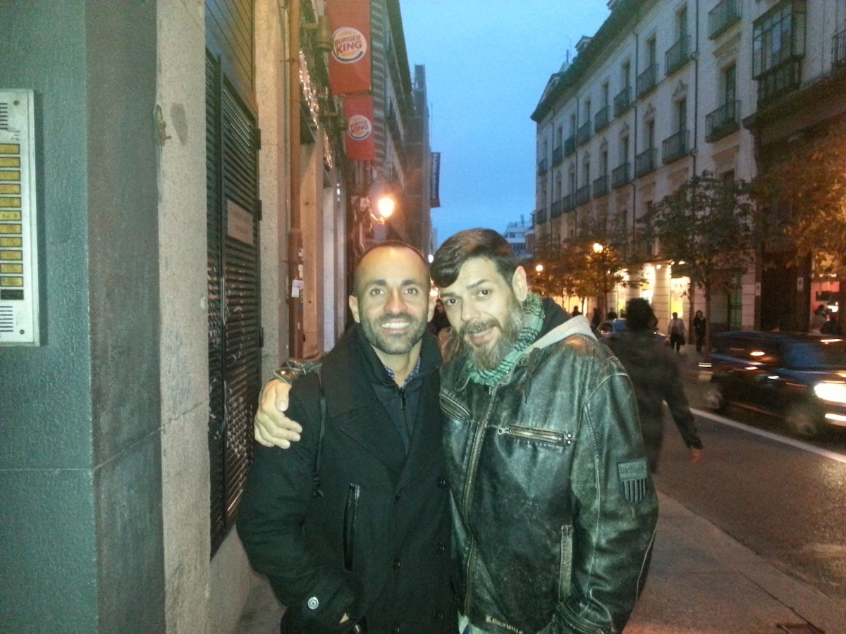 Nolo & Fran from Barcelona
