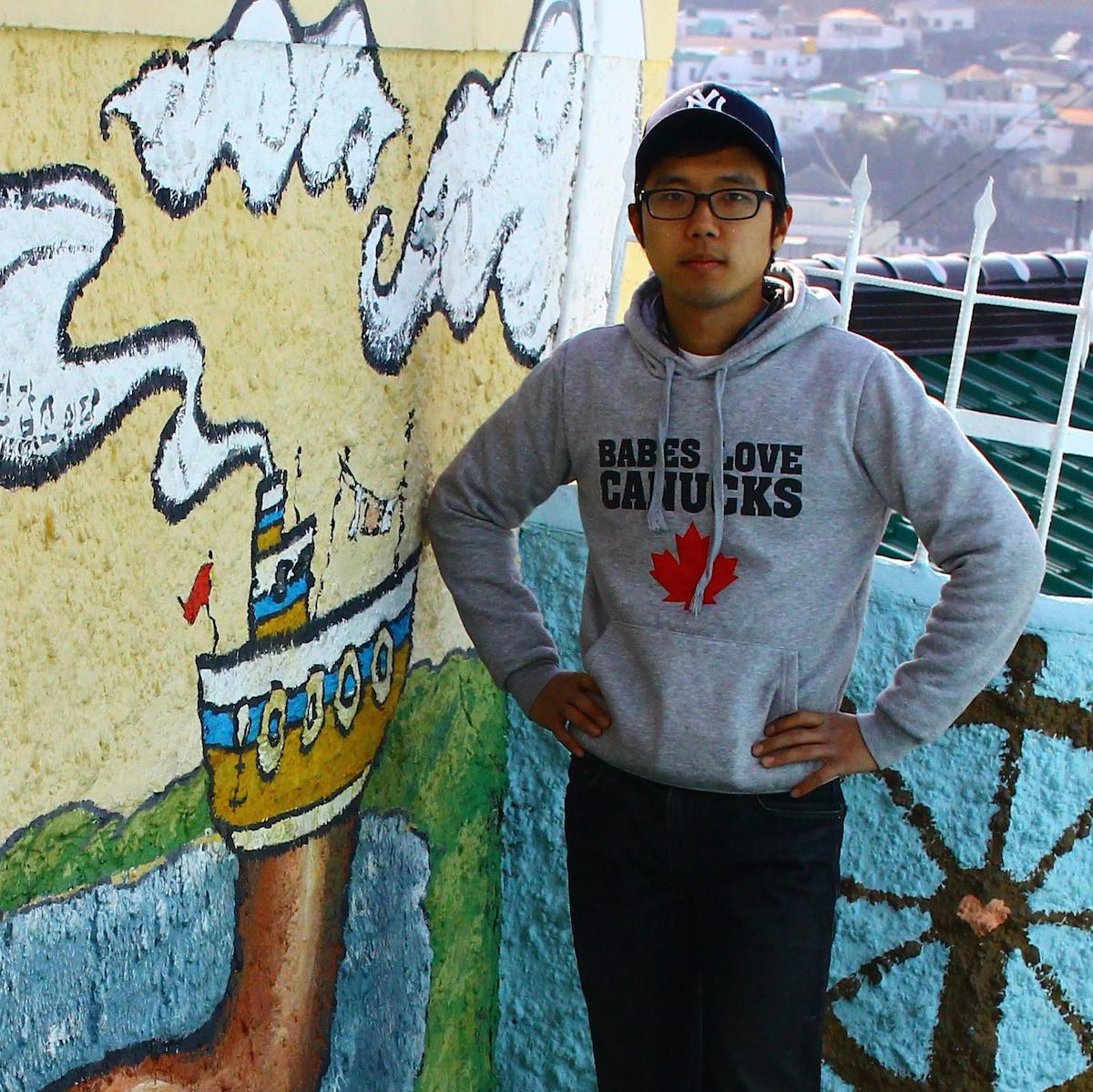 Dae-Hwan from Mapo-gu